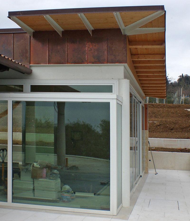 Studio architettura bordin e pozzobon caerano di san marco - Ampliamento casa ...
